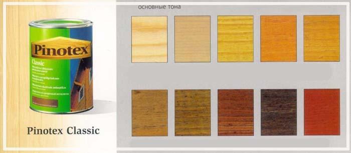 Алкидная краска для деревянных полов от Пинотекс