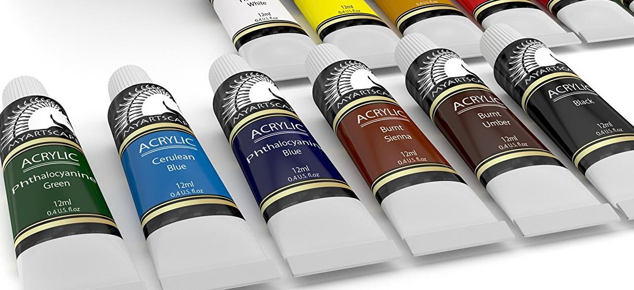 Характеристики и особенности применения акриловой краски для наружных работ