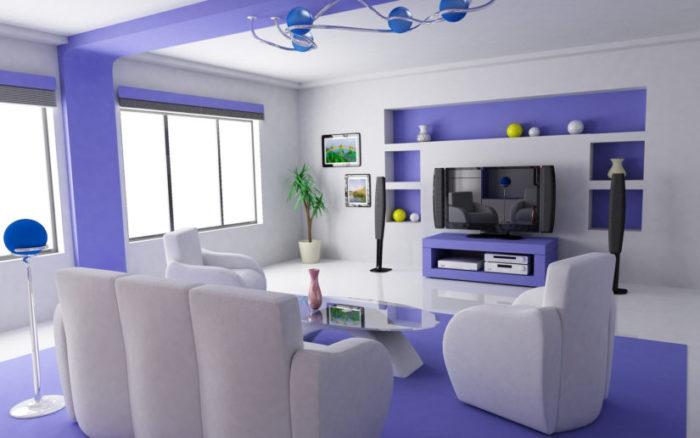 Применение водоэмульсионных красок для внутренних работ