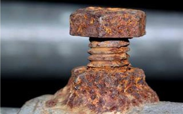 Преобразователь ржавчины для металлоконструкции