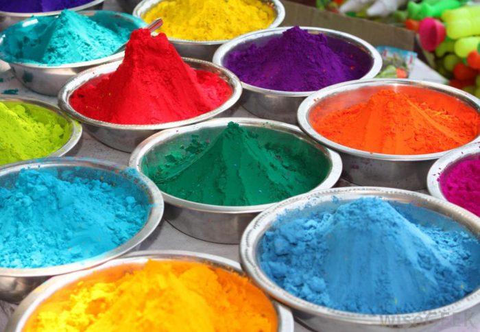 Технические характеристики порошковых красок
